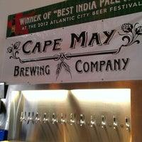 Das Foto wurde bei Cape May Brewing Company von Phil W. am 3/10/2013 aufgenommen