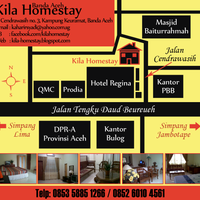 Kila Homestay Banda Aceh Hostel