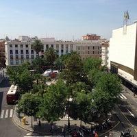 Foto diambil di Hotel América Sevilla oleh Lidi pada 5/10/2014