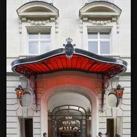 Photo prise au Hôtel Le Royal Monceau Raffles par Marie-Xavière le6/11/2013