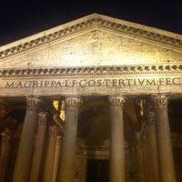 Das Foto wurde bei Pantheon von Elena L. am 4/30/2013 aufgenommen