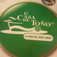 4/10/2013にAldoがLa Casa de Toñoで撮った写真
