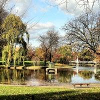 Foto tomada en Jardín Público de Boston por Christopher R. el 11/20/2012