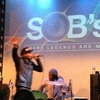 Foto scattata a S.O.B.'s da Juan D. il 1/21/2013