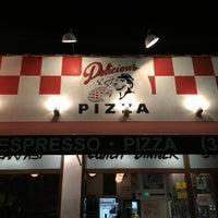 Снимок сделан в Delicious Pizza пользователем DJ JUANYTO 9/3/2016