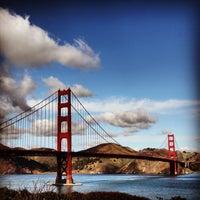 Das Foto wurde bei Golden Gate Bridge von The And am 6/28/2013 aufgenommen