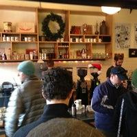 Foto tirada no(a) Barista por James T. em 12/31/2012