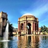 Foto scattata a Palace of Fine Arts da Thomas il 1/22/2013