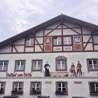Photo prise au Gasthof Zum Hirsch par Phil B. le8/11/2014