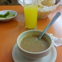 Foto tomada en Restaurante Hnos. Hidalgo Carrion por Cuauhtemoc M. el 11/19/2012