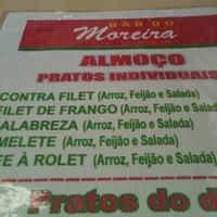 Foto tirada no(a) Bar do Moreira por Anderson T. em 12/5/2012
