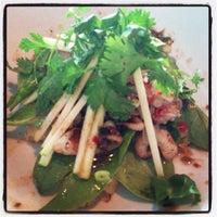 Foto tomada en SPIN Modern Thai Cuisine por Dika M. el 6/1/2013
