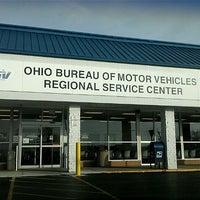 Photo taken at Ohio BMV Cincinnati Regional Service Center, License Agency amp;