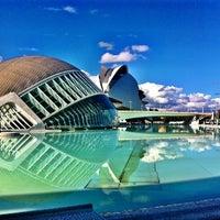 Foto tomada en Ciudad de las Artes y las Ciencias por Veronika V. el 10/21/2012