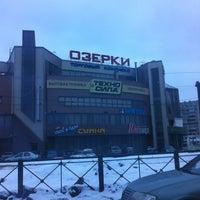 Снимок сделан в ТК «Озерки» пользователем Lana003🚘 2/4/2013