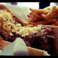 2/6/2013 tarihinde Dave C.ziyaretçi tarafından Jake's Sandwich Board'de çekilen fotoğraf