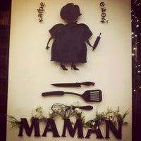 รูปภาพถ่ายที่ Maman โดย Евгений Х. เมื่อ 7/20/2013