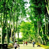 Das Foto wurde bei Gülhane Parkı von 🚀€n€$🚀 am 5/30/2013 aufgenommen