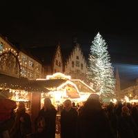 Frankfurter Weihnachtsmarkt.Frankfurter Weihnachtsmarkt Jetzt Geschlossen Weihnachtsmarkt In