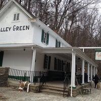 Das Foto wurde bei Valley Green Inn von ayeen c. am 3/16/2014 aufgenommen