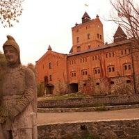 Foto tirada no(a) Замок Радомиcль / Radomysl Castle por Alex R. em 10/13/2012