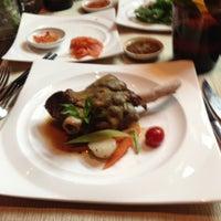 11/20/2012 tarihinde Aehziyaretçi tarafından Siam Kempinski Hotel Bangkok'de çekilen fotoğraf