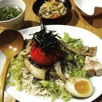 Das Foto wurde bei 樂麵屋 Rakumenya von iggy t. am 8/17/2015 aufgenommen