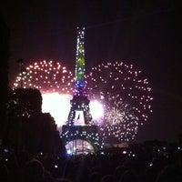 Photo prise au Jardin du Champ-de-Mars par Alexandre M. le7/14/2013