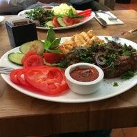 Foto diambil di APSHERON Restaurant oleh Kristaps K. pada 3/29/2014