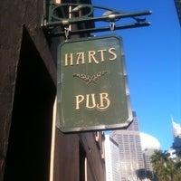 Foto tirada no(a) Harts Pub por Daniel P. em 8/15/2013