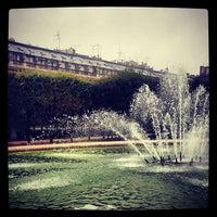 10/8/2012にMark B.がJardin du Palais Royalで撮った写真