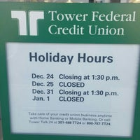 Tower Credit Union >> Tower Federal Credit Union Owings Mills Md