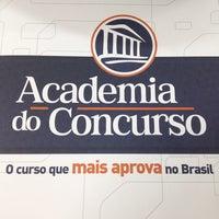 Das Foto wurde bei Academia do Concurso von Isadora N. am 6/29/2013 aufgenommen