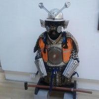 Photo prise au San Francisco Art Institute par Dmitry S. le11/5/2012