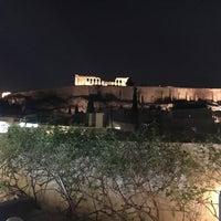 Foto tirada no(a) Herodion Hotel por Elif E. em 5/1/2018