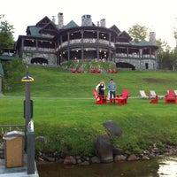 6/10/2013 tarihinde David V.ziyaretçi tarafından Lake Placid Lodge'de çekilen fotoğraf