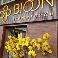 Foto scattata a Bioon Ecomercado & Café da Elisete G. il 12/7/2013