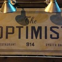Das Foto wurde bei The Optimist von Denis🐸 am 3/20/2013 aufgenommen