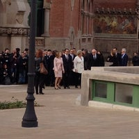Photo prise au Sant Pau Recinte Modernista par Toni S. le2/24/2014
