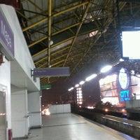 Foto tirada no(a) LRT 2 (V. Mapa Station) por ROY s. em 9/19/2012