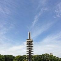 5/19/2013にburnworksが駒沢オリンピック公園で撮った写真