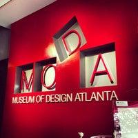 3/20/2013にTyler L.がMuseum of Design Atlanta (MODA)で撮った写真