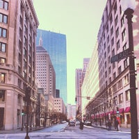Foto tirada no(a) Boston Park Plaza por Michael M. em 1/27/2013
