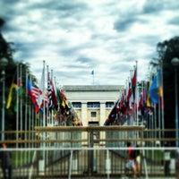 Photo prise au Place des Nations par Gerardo X. le6/16/2013