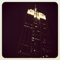 10/14/2012 tarihinde Leonardo S.ziyaretçi tarafından VU Bar NYC'de çekilen fotoğraf