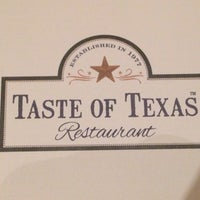 รูปภาพถ่ายที่ Taste of Texas โดย Kangdon L. เมื่อ 9/7/2014