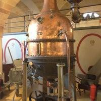 Foto scattata a Consorzio Produttori Vini Manduria da Pasquale F. il 8/10/2013