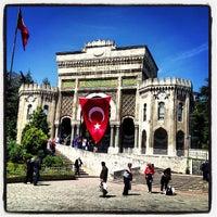 รูปภาพถ่ายที่ İstanbul Üniversitesi โดย Ozgul K. เมื่อ 4/23/2013