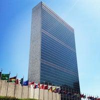 Das Foto wurde bei Vereinte Nationen von Rodrigo L. am 5/2/2013 aufgenommen