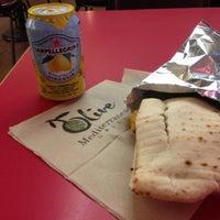 Foto scattata a Olive Mediterranean Grill da OMAR il 5/10/2013